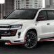 Новый Toyota Land Cruiser получит версию Gazoo Racing Magic
