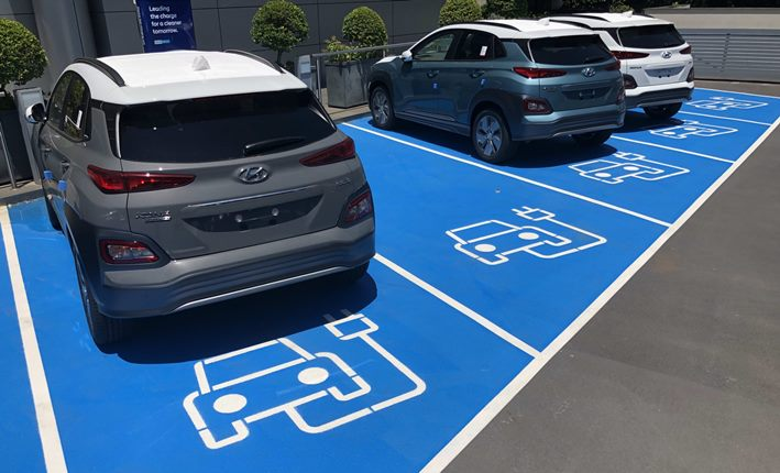 Hyundai, электрокар