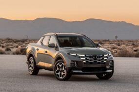 Hyundai рассекретил все комплектации пикапа Santa Cruz