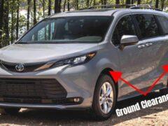 Минивэн Toyota Sienna получил «лесную» версию