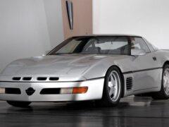 В США продают Corvette, установивший рекорд скорости в 1988 году