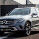 Кроссовер Mercedes-Benz GLC стал самым надежным авто 2021 года в Европе