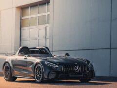 Немецкие тюнеры превратили Mercedes-AMG GT R Roadster в спидстер