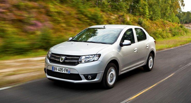 Dacia Logan второго поколения