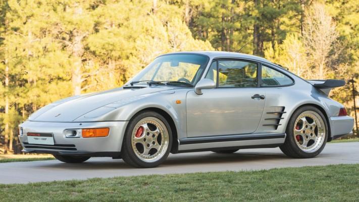 Porsche 911 в спецверсии X83