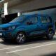 Peugeot запустил продажи нового электрического фургона e-Rifter