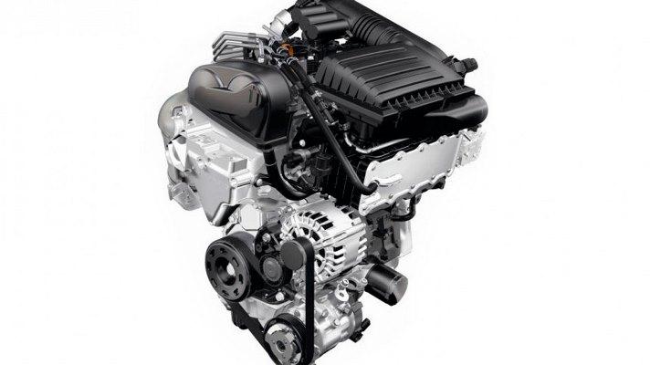 Volkswagen, турбомотор TSI
