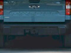 Ford представит компактный пикап Maverick 2022 года 8 июня