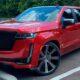 Тюнинг-ателье Dom's Garage Miami представило Cadillac Escalade в кузове пикап
