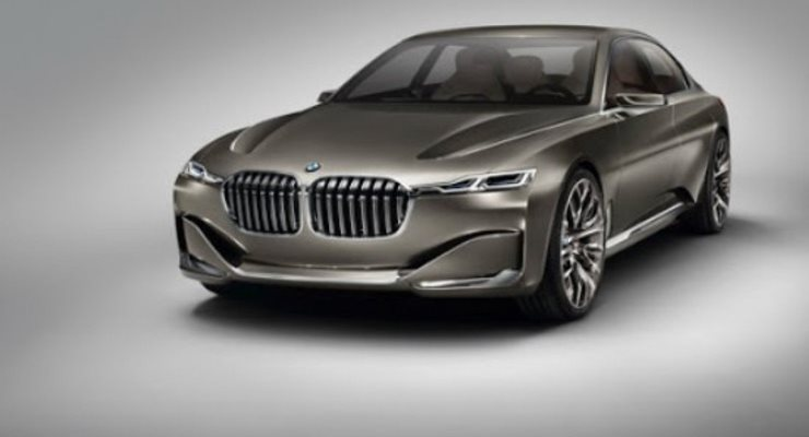 BMW 7-Series, новый