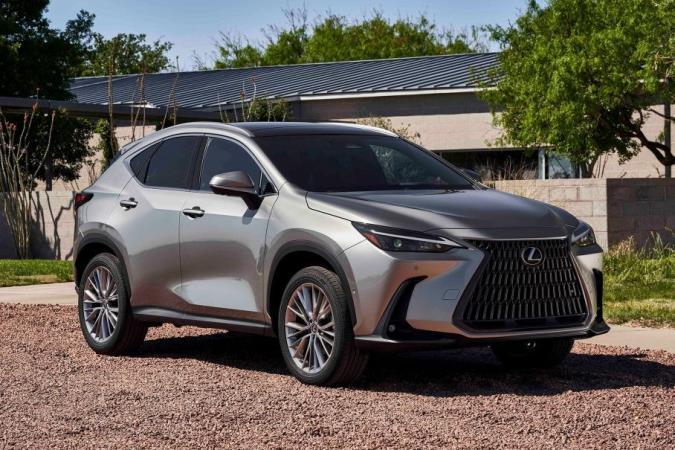 Lexus NX, новый