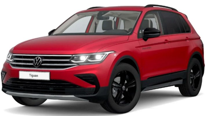 Volkswagen Tiguan Urban Sport