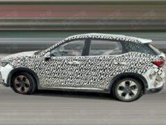 General Motors тестирует новый кроссовер от Wuling для рынка Китая