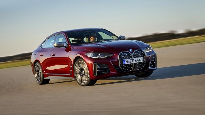 BMW 4-Series Gran Coupe 2022 года