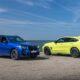 BMW представил обновленные кроссоверы BMW X3 и BMW X4 2022 года
