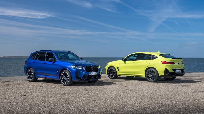 BMW X3 и BMW X4