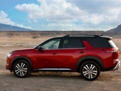 Опубликованы цены на новый Nissan Pathfinder 2022 года