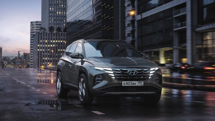 Hyundai Tucson, новый