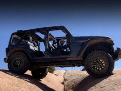 Jeep представил версию Wrangler Xtreme Recon с 35-дюймовыми колёсами