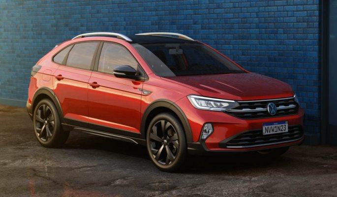 Volkswagen Tiago, новый кроссовер
