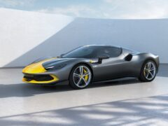 Ferrari официально представила новый супергибрид 296 GTB