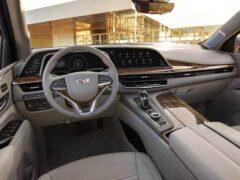 В России начались продажи внедорожника Cadillac Escalade нового поколения