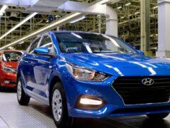 Hyundai снова подняла цены на свои модели в России