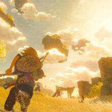 Nintendo показала новый трейлер The Legend of Zelda: Breath of the Wild 2