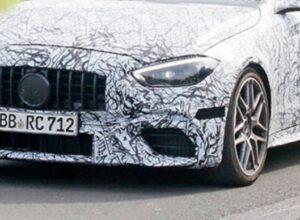 Новый универсал Mercedes-AMG C 63 e получит плагин-гибридную версию