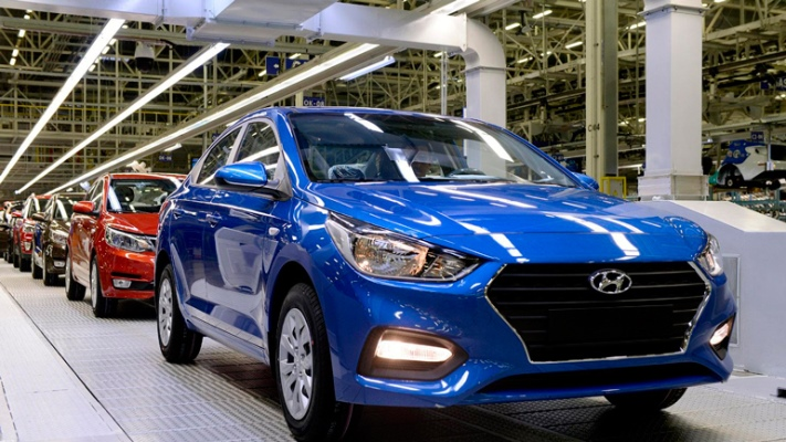 Hyundai, авто