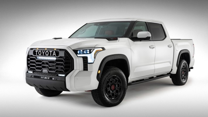 Toyota Tundra, новый, пикап