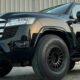 В России замечен новый внедорожник Toyota Land Cruiser 300 GR Sport