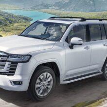 Toyota запретит покупателям новых Land Cruiser в Японии перепродавать их