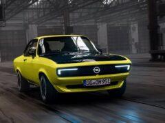 Opel заявил о выпуске полностью электрических моделей к 2028 году