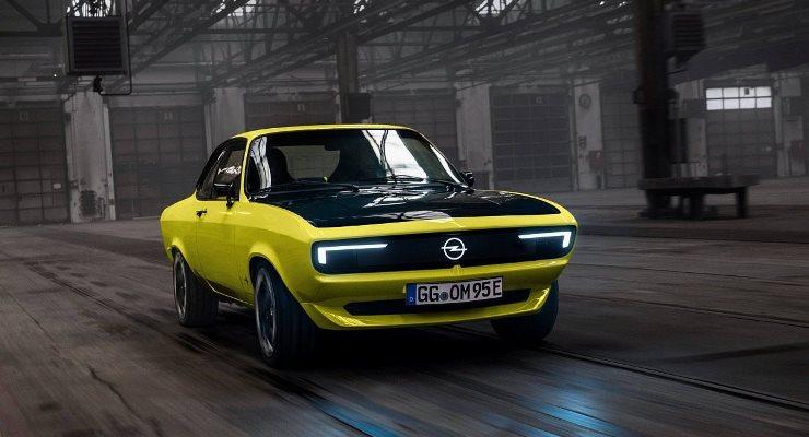 Manta E Sporty EV, спорткар