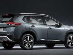 В Сети показали новый Nissan X-Trail во внедорожном тюнинге