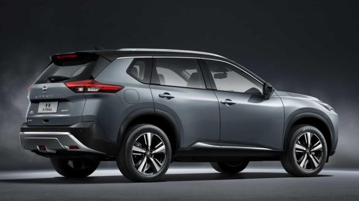 Nissan X-Trail, новый
