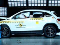 Новые Opel Mokka и Renault Kangoo получили четыре звезды от Euro NCAP