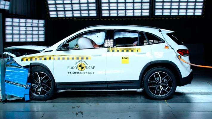 Opel Mokka, 2021 г, краш-тест