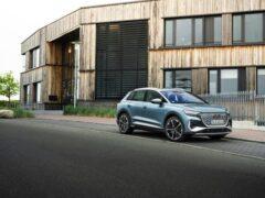 Линейка Audi Q4 e-tron пополнилась двумя новыми версиями