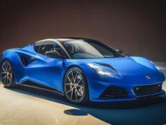 Новый спорткар Lotus Emira заменит сразу три модели