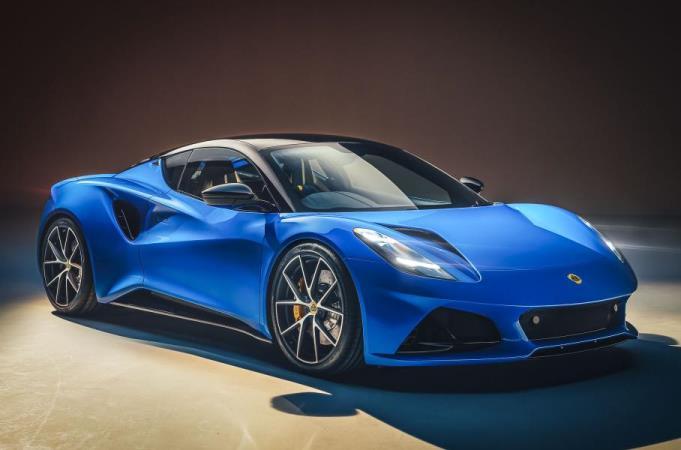 Lotus Emira, новый спорткар