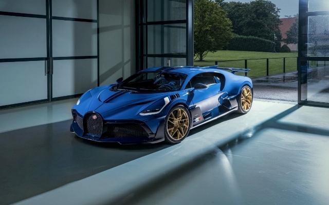 Bugatti Divo, гиперкар