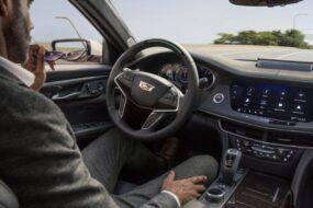 Шесть новых моделей GM получат систему автопилотируемого вождения Super Cruise