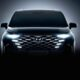 Компания Hyundai опубликовала первые фото нового минивэна Custo