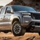 Nissan запустил производство Nissan Frontier 2022 года