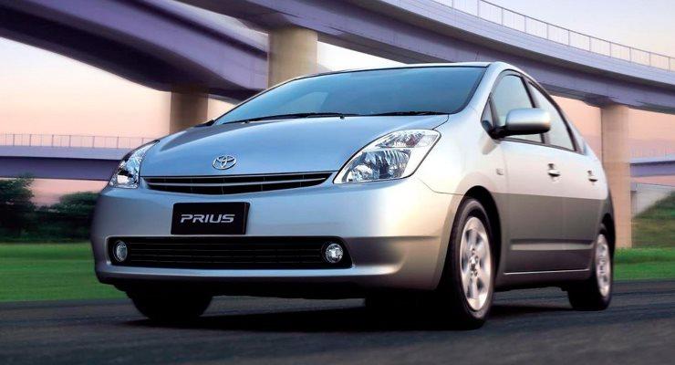 Toyota Prius, гибрид