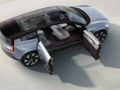 Volvo будет называть новые модели именами собственными