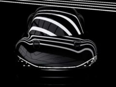 Mercedes-Benz тизер тизер электрического концепта Vision EQXX
