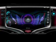 Концепция рулевого колеса от GM выглядит как портативная видеоигра